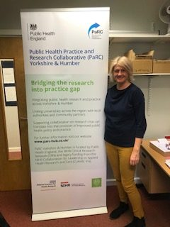 From CLAHRC to PaRC my journey so far